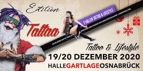 """Tattoo und Lifestyle Convention Osnabrück """"TattooTattaa"""" Tickets"""