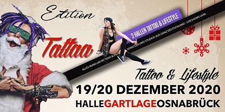 "Tattoo und Lifestyle Convention Osnabrück ""TattooTattaa"" Tickets"
