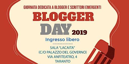 Blogger Day 2019