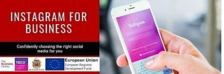 Instagram For Business | Tuesday 17th December at 1.30pm tickets