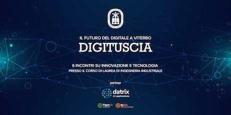 DigiTuscia - Seminari sull'Imprenditoria Digitale a Viterbo biglietti