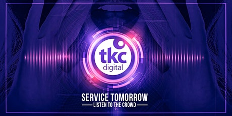 Service Tomorrow - Listen to the Crowd tickets