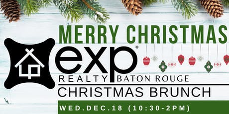 Baton Rouge eXp Christmas Party - 2019 tickets