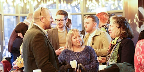 Kickstart Your Business Networking @ Winter Warmer 2020 tickets
