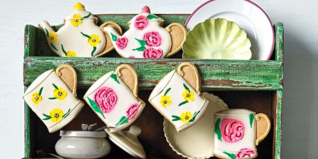 Biscuiteers School of Icing - Tea for Two - Notting Hill tickets