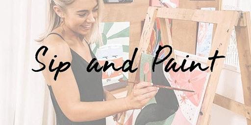 Sip and Paint Workshop