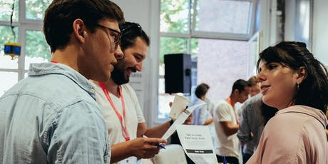 Internship Festival – Speed Dating with Startups tickets