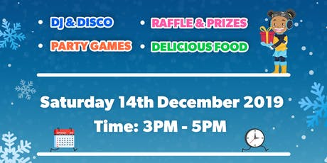 Kidz Come First Christmas Party  tickets