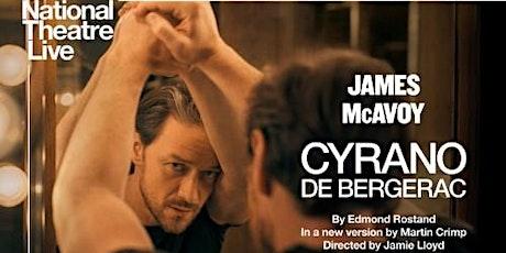 NT Live - Cyrano de Bergerac tickets