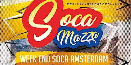 Soca mazza 2020 tickets