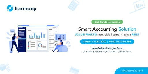 [Paid Events - Only 50K] Hands-on Training: SMART ACCOUNTING SOLUTION