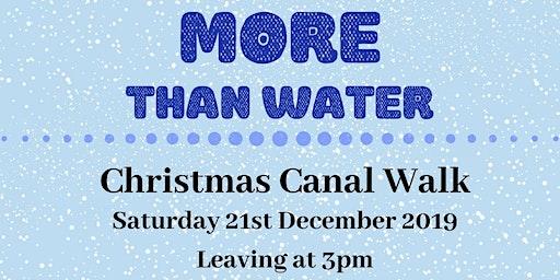 Christmas Canal Walk