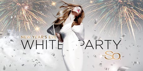 Bar So's New Year's Eve White Party tickets