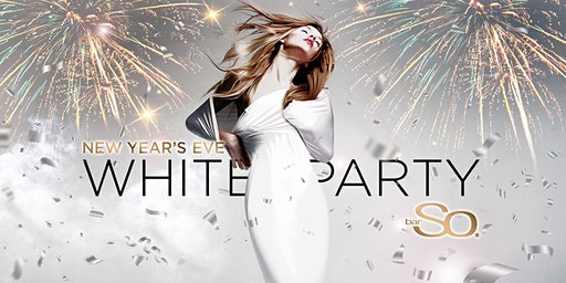 Bar So's New Year's Eve White Party