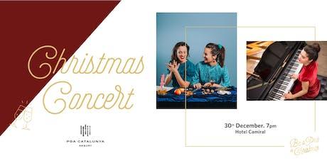 Christmas Concert with Meritxell & Judit Neddermann & Miriam Luna entradas
