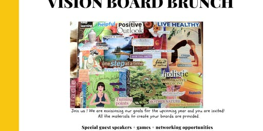20/20 Vision Board Brunch Party