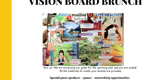 20/20 Vision Board Brunch Party