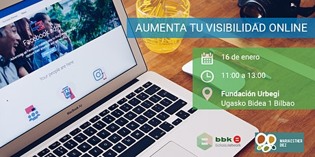 Aumenta tu visibilidad online entradas