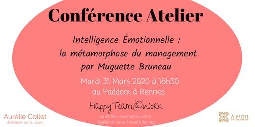 Intelligence Émotionnelle : la métamorphose du management