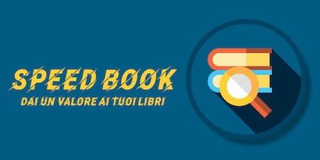 Speed Book - Dai un valore ai tuoi libri biglietti
