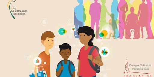 Taller de experiencias en nuestras aulas:  APRENDIZAJE-SERVICIO