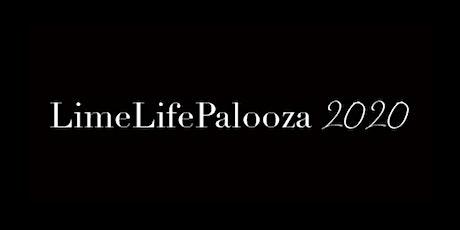 LimeLifePalooza 2020 Europe biglietti