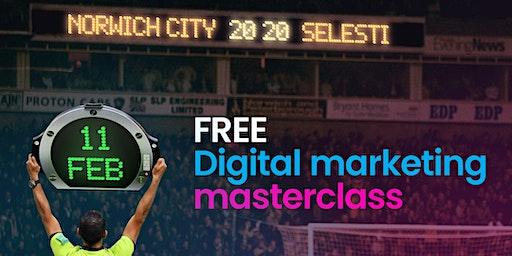 Digital Marketing Masterclass - Digital Strategy for 2020