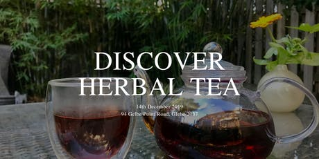 Herbal Tea Workshop: Tasting And Preparation tickets