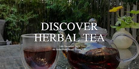 Herbal Tea Workshop: Tasting And Preparation tickets