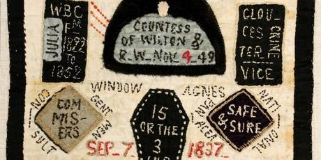 Wakefield Museum: Find Your Passion - Simple Embroidery, 16th April 2020, Adults 16+ tickets