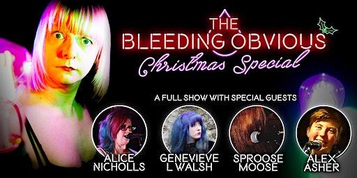 The Bleeding Obvious Christmas Party