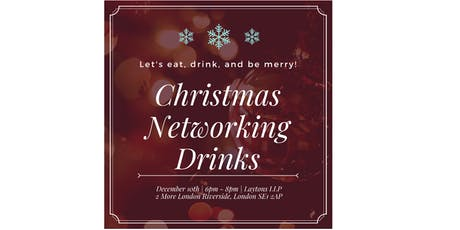 Portuguese Chamber Christmas Networking Drinks tickets