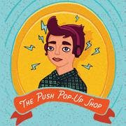 The Push, Decibels Records and FreeZA Darebin logo