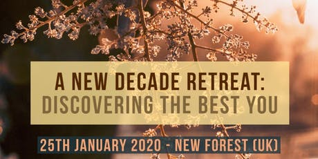 A New Decade Retreat: Discover the Best You tickets