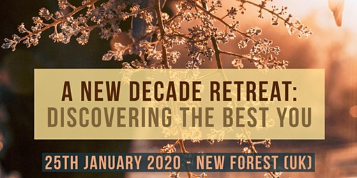A New Decade Retreat: Discover the Best You