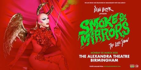 Sasha Velour - Smoke & Mirrors Tour (New Alexandra, Birmingham) tickets