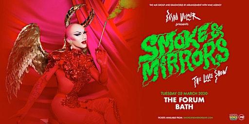 Sasha Velour - Smoke & Mirrors Tour (Forum, Bath)