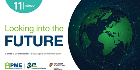 Looking into the Future - For a more digital and sustainable economy bilhetes
