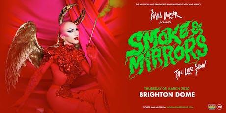 Sasha Velour - Smoke & Mirrors Tour (Dome, Brighton) tickets