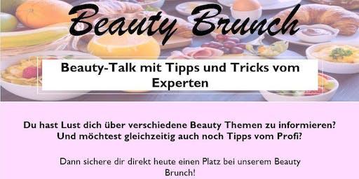 Beauty Brunch - Beauty-Talk mit Tipps und Tricks vom Experten