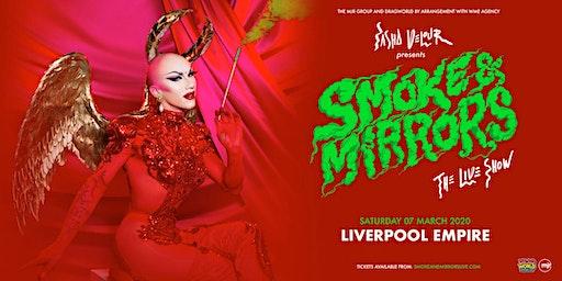 Sasha Velour - Smoke & Mirrors Tour (Empire, Liverpool)