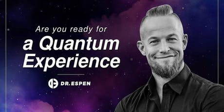 Quantum Living Experience tickets