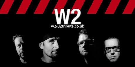 W2 - The #1 U2 Tribute Band in Scotland. Doors 3pm. tickets