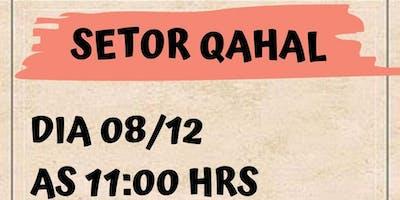 Qahal - Confraternização