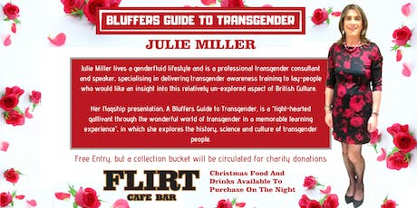 Bluffers Guide To Transgender tickets