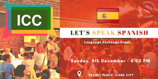 Let's speak Spanish - Dec 2019