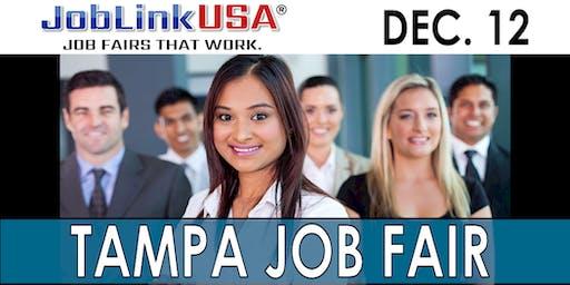 TAMPA JOB FAIR - JOBLINK USA / TAMPA BAY JOBLINK DECEMBER 12