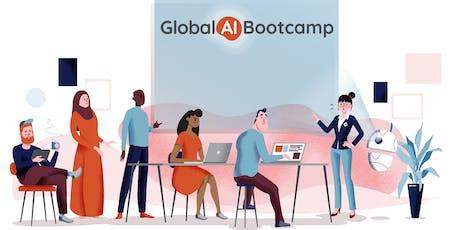 Global AI Bootcamp 2019- Hyderabad tickets