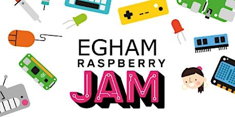 24th Egham Raspberry Jam tickets