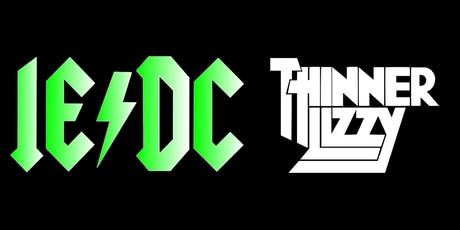 IE/DC & Thinner Lizzy tickets